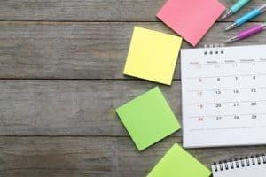 Möchten Sie Ihre Kündigungsfrist berechnen und brauchen Hilfe?